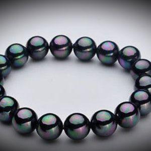 Jewelry - South Sea AAA Black Pearl Bracelet